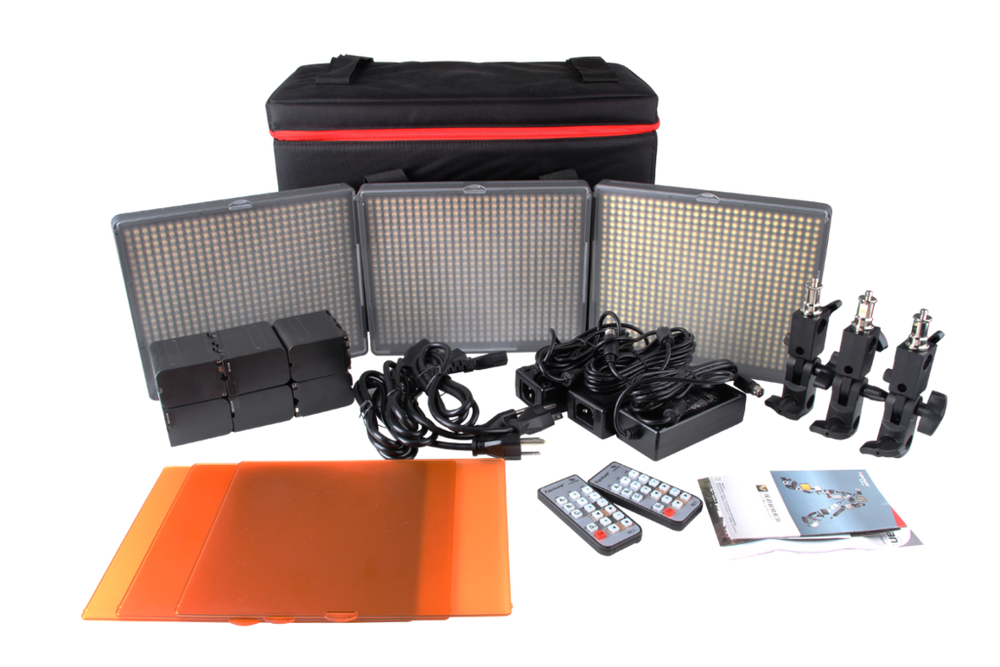 Aputure Amaran LED Video Light Kit HR672KIT-SSW