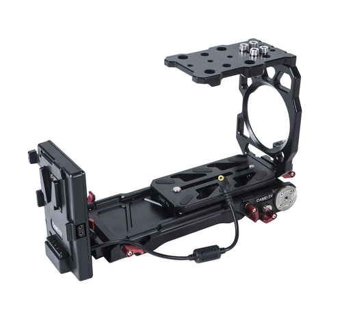 CAME-TV Shoulder Rig for Panasonic AU-EVA1