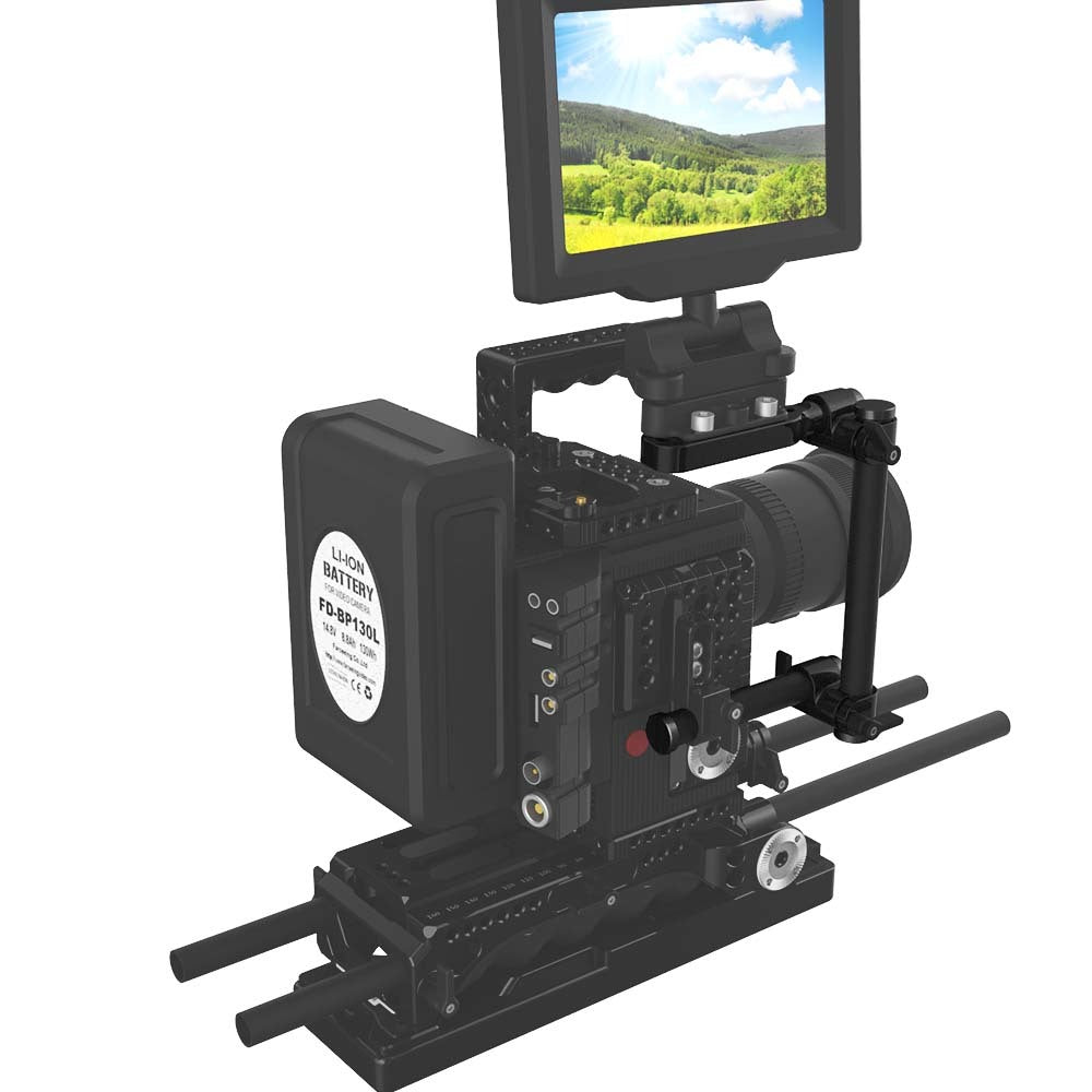 "SmallRig Monitor Mount for DSMC2 RED Touch 4.7"" LCD/DSMC2 RED Touch 7.0"" LCD/RED Touch 7.0"" LCD 2042"