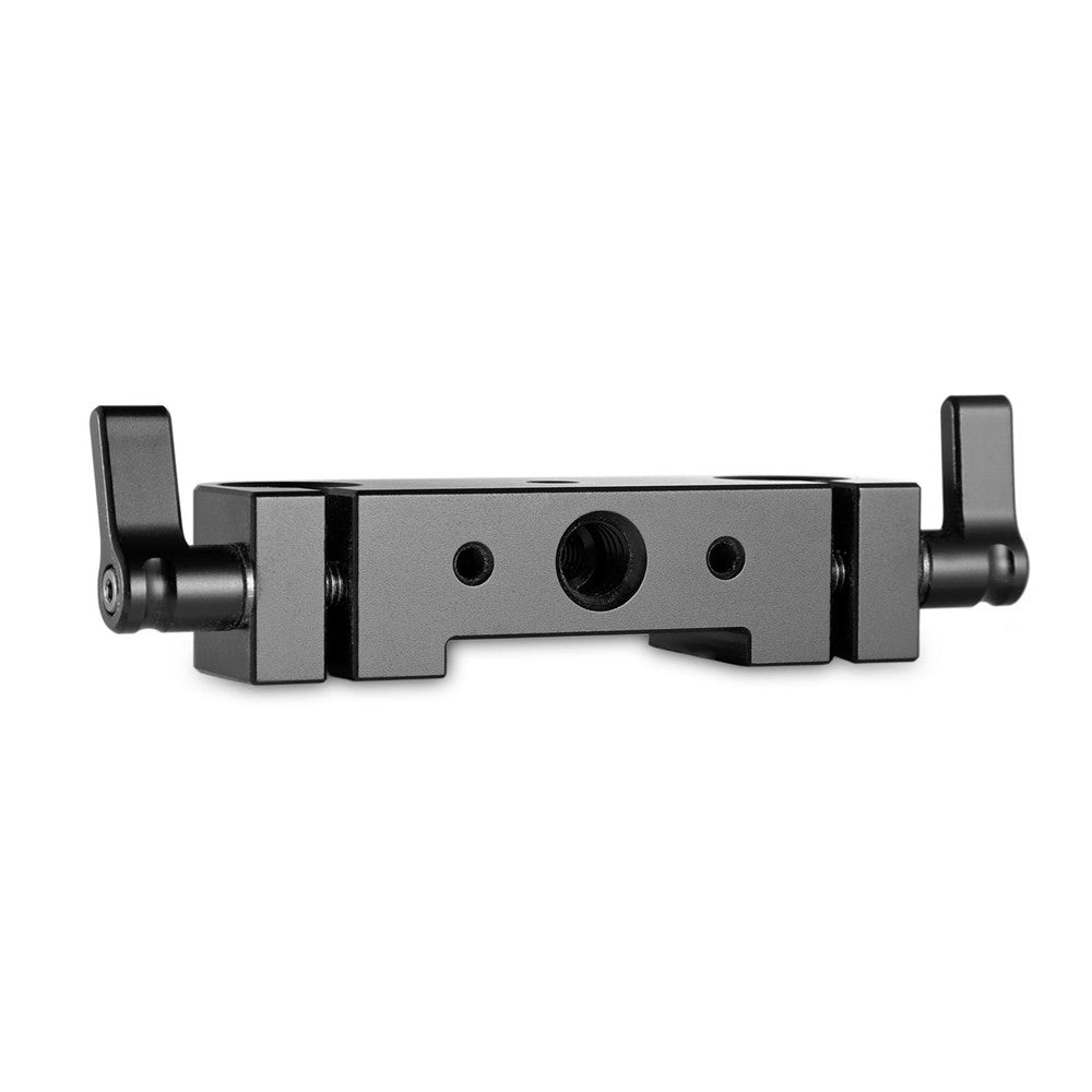 SmallRig New RailBlock w/ double 15mm rod clamp 840