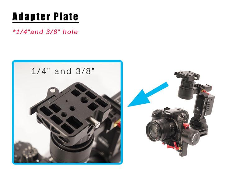 CAME-OPTIMUS / Prophet Adapter Plate