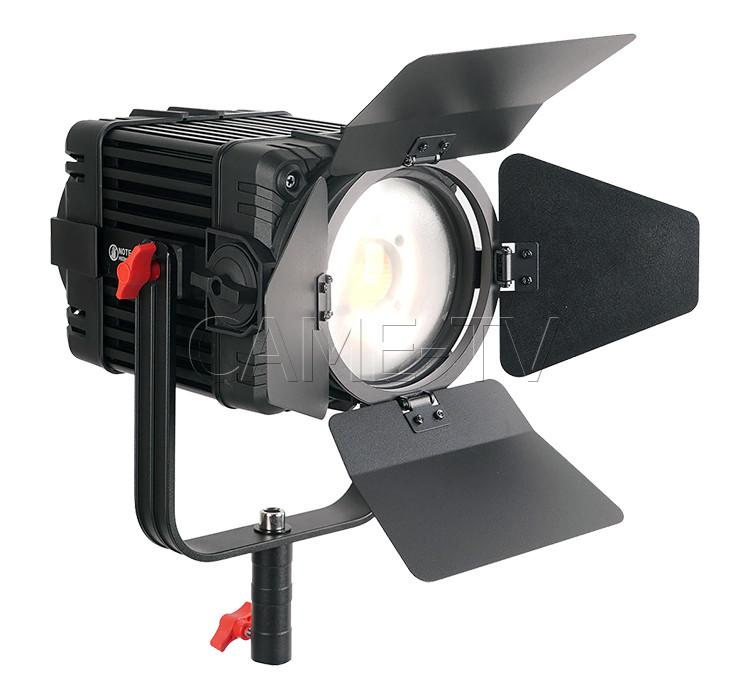 1 Pc CAME-TV Boltzen 100w Fresnel Fanless Focusable LED Daylight