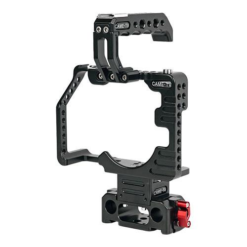 CAME-TV Protective Cage for GH5 Camera Rig