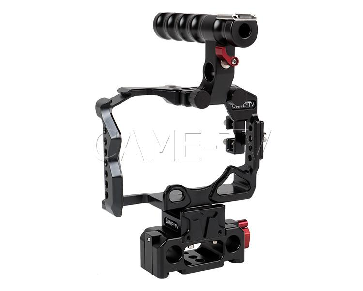 CAME-TV Sony A7RIII Camera Rig 15mm Rod System