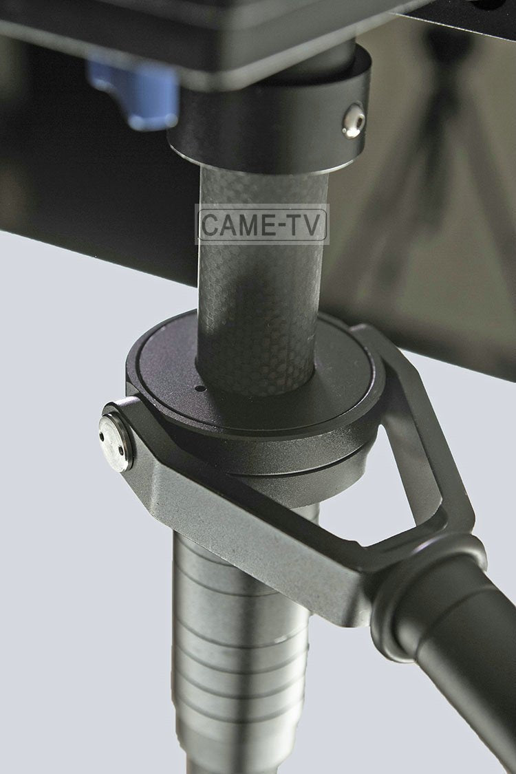 CAME-TV 2.5-15kg Load Pro Camera Steadicam Video Carbon Stabilizer