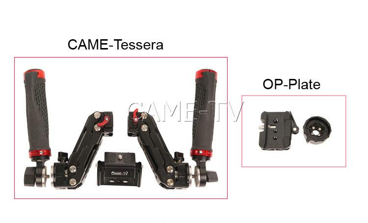 CAME-TV Tessera Adapter For The Optimus and Prophet