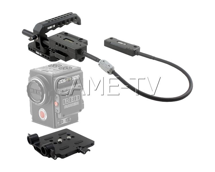 CAME-TV Red Raven Rig 2