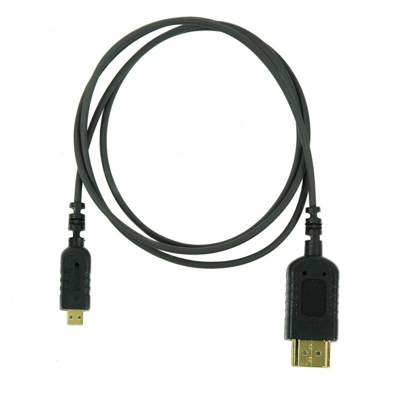 cineready ultra thin HDMI cable - HDMI to micro-HDMI – 1.2m
