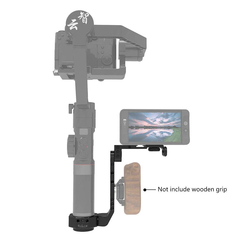 RigLand Holder Grip for Zhiyun Crane, Crane V2, Crane 2, Crane Plus, Crane m Gimbal Stabilizer - 682