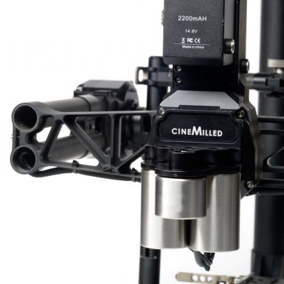 CineMIlled PAN Counterweight Mount for Titla Gravity