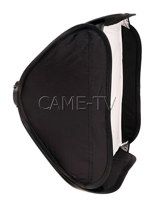 CAME-TV SB4040 Foldable and Quick Set-Up Softbox With Bowens Speedring