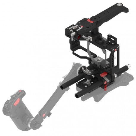 JTZ DP30 camera base plate cage for BMPCC Blackmagic pocket cinema Camera