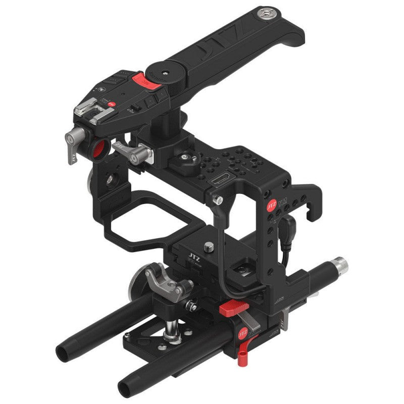 JTZ DP30 camera base plate cage rig for Sony A7 A7II A7R A7RII A7S A7SII