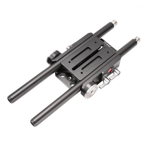 JTZ DP30 Universal Quick Release QR Base plate 15mm Rod Rig (DP326)