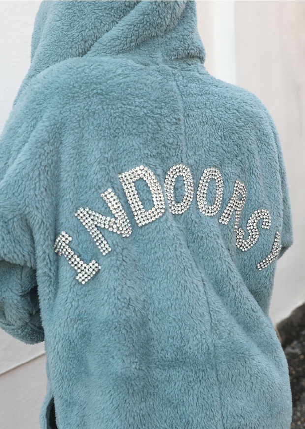 INDOORSY HOODED JACKET