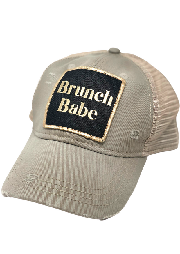 BRUNCH BABE PATCH