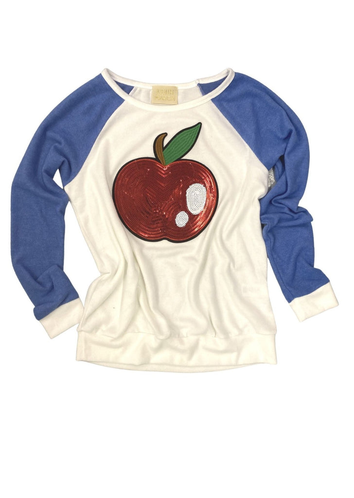 APPLE A DAY PULLOVER