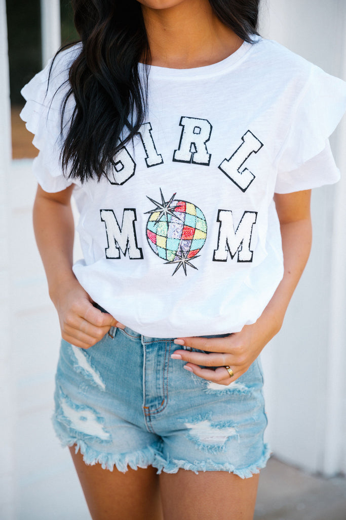 DISCO GIRL MOM