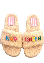 NAP QUEEN SLIPPERS
