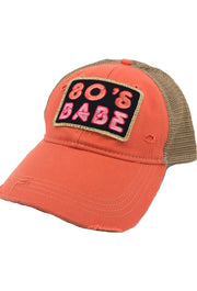 80'S BABE PATCH