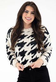 "THE ""BEAR"" COZY KNIT SWEATER"
