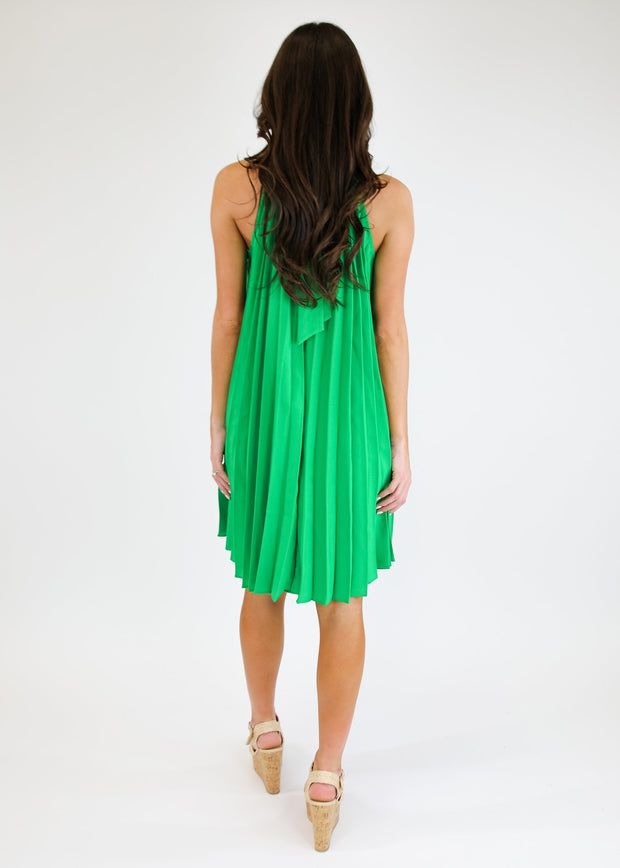 THE PLEATED PENNY DRESS