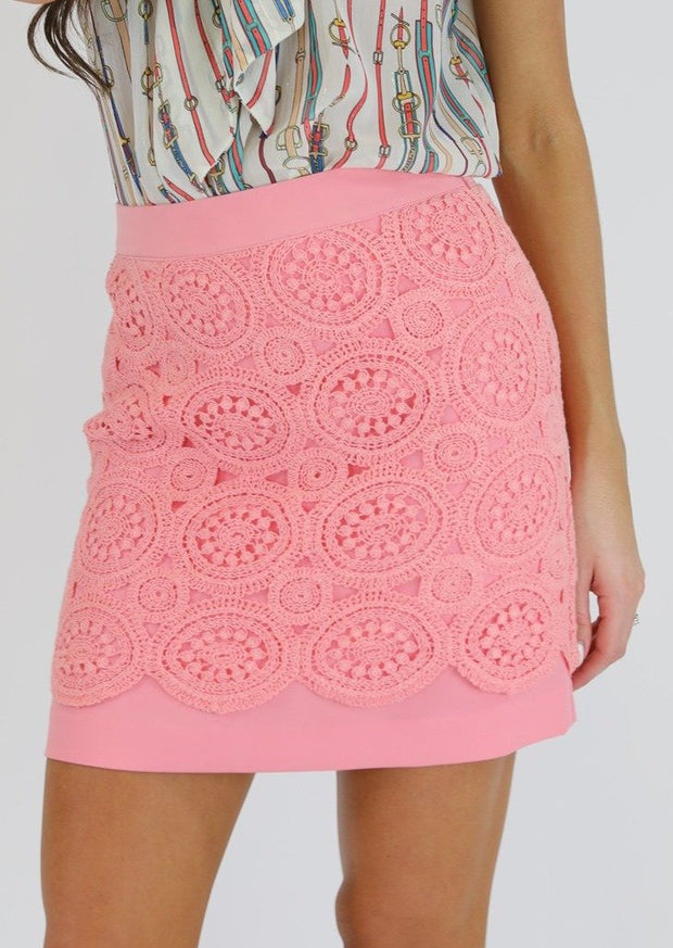 CROCHET ALL DAY CROCHET SKIRT