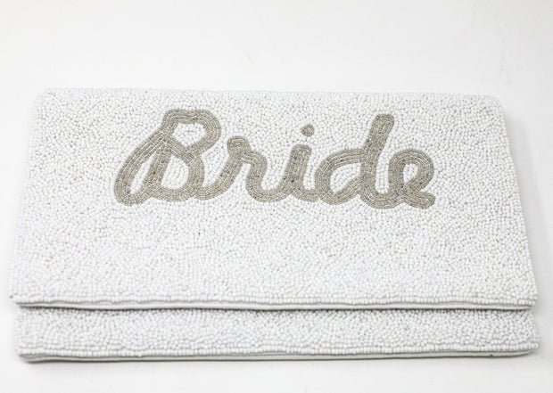 HERE COMES THE BRIDE CLUTCH