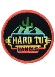 NEON HARD TO HANDLE PATCH
