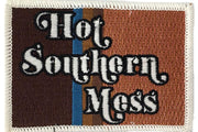 FROSTED HOT SOUTHERN MESS PATCH