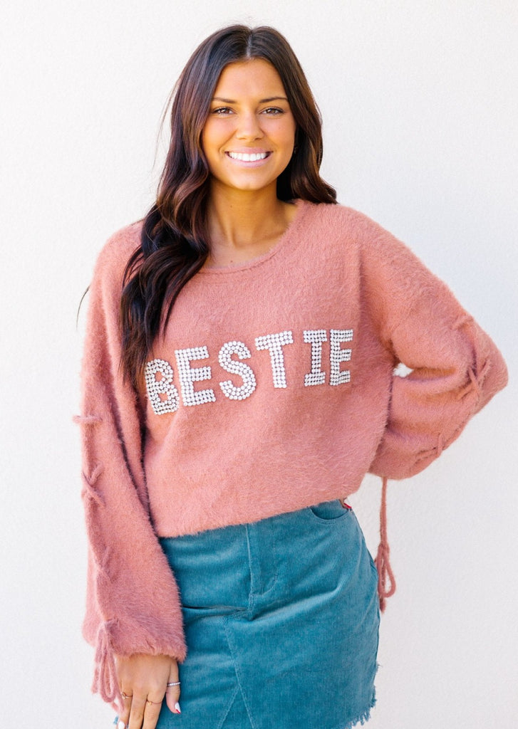 BESTIE COZY SWEATER