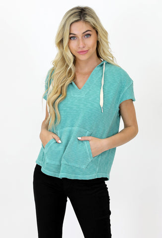 JADE SOUTH BEACH HOODIE
