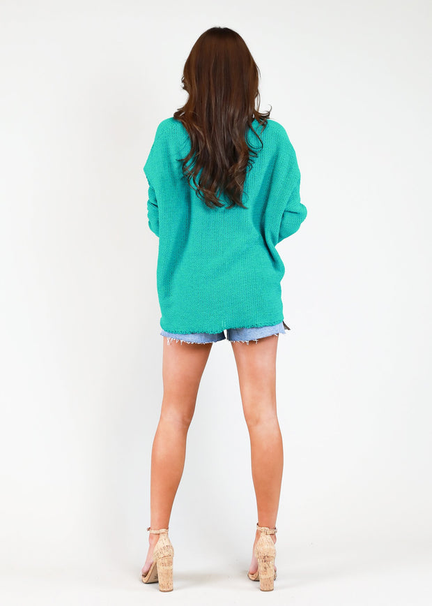 EVERYDAY CHENILLE SWEATER