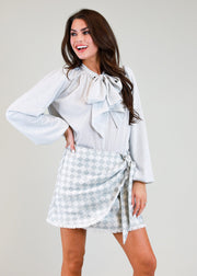 GRACE LONG SLEEVE BLOUSE