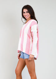 STRAWBERRY FIELDS SWEATER