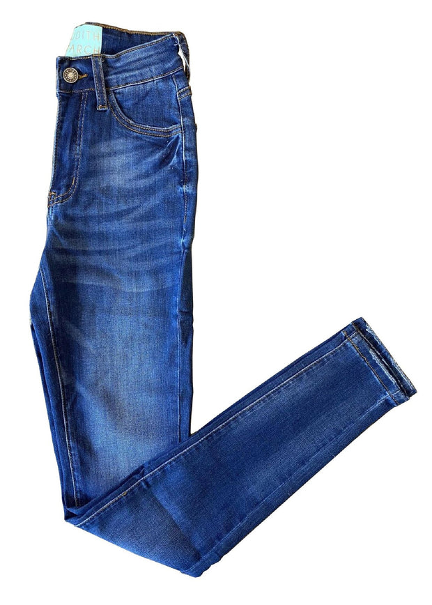 CUSTOM JM DENIM SKINNY JEANS
