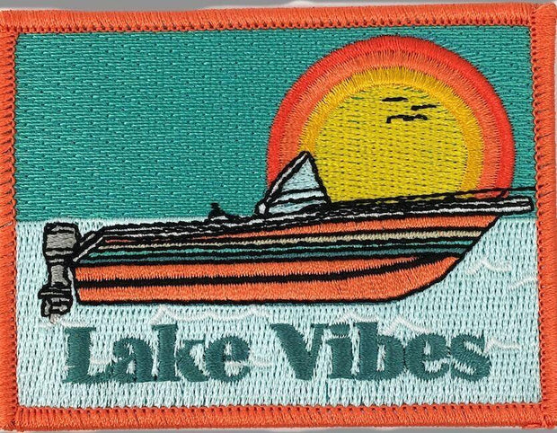 LAKE VIBES PATCH