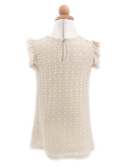 MARY JANE CROCHET DRESS FOR LITTLE ONES
