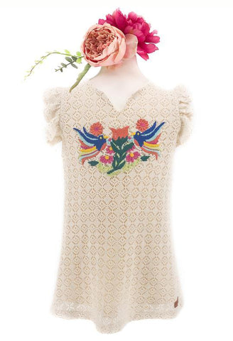 IVY CROCHET DRESS FOR MOMMAS