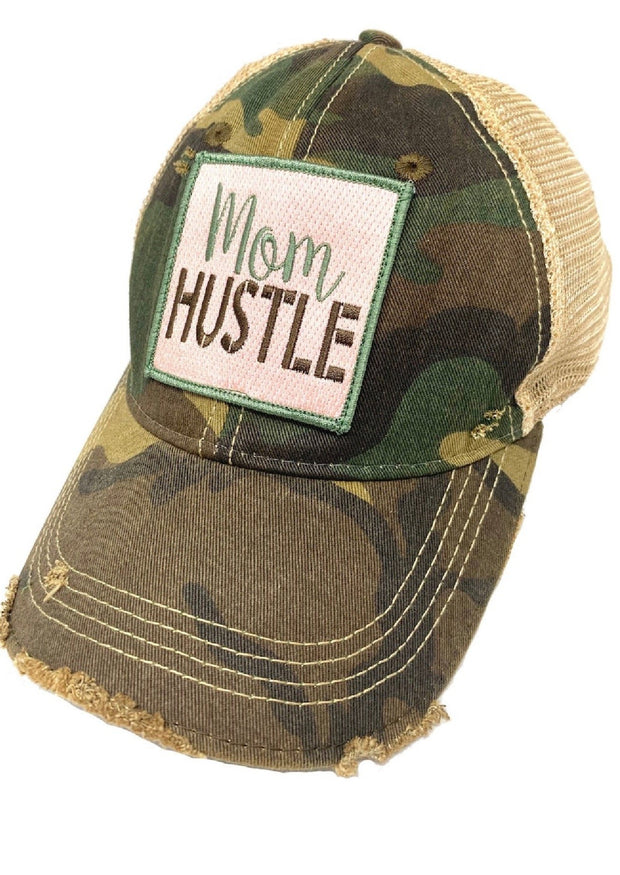 MOM HUSTLE PATCH