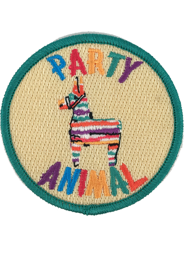 PARTY ANIMAL PATCH