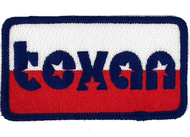LONE STAR TEXAN PATCH - NAVY