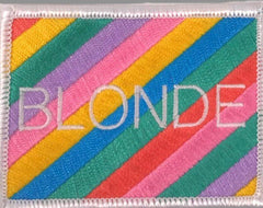SUN-KISSED BLONDE PATCH