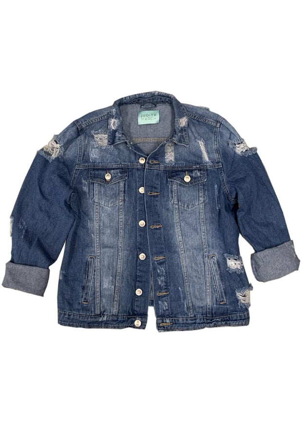 RAISE BOYS DENIM JACKET