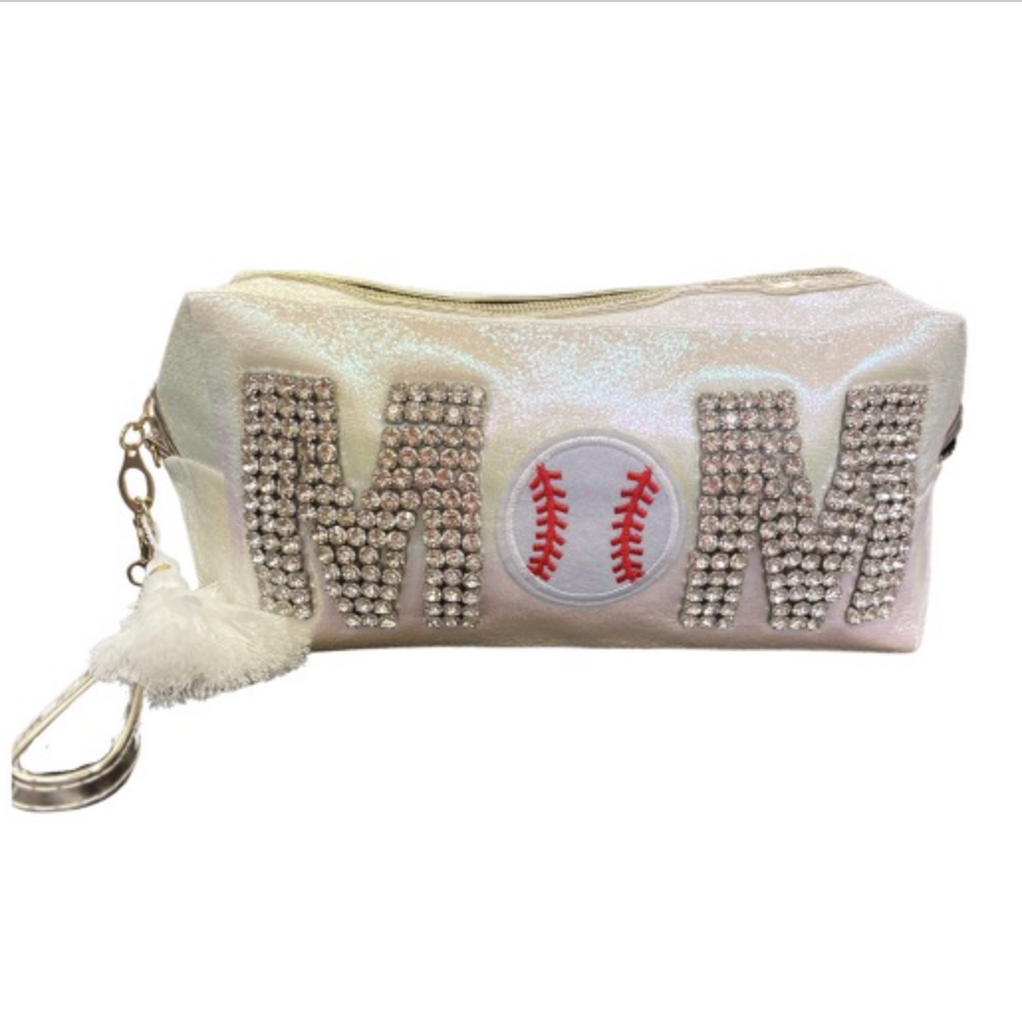 SPORTY MOM MAKEUP BAG
