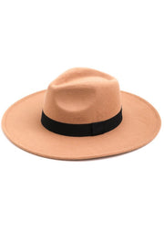THE OUTBACK BRIMMED HAT