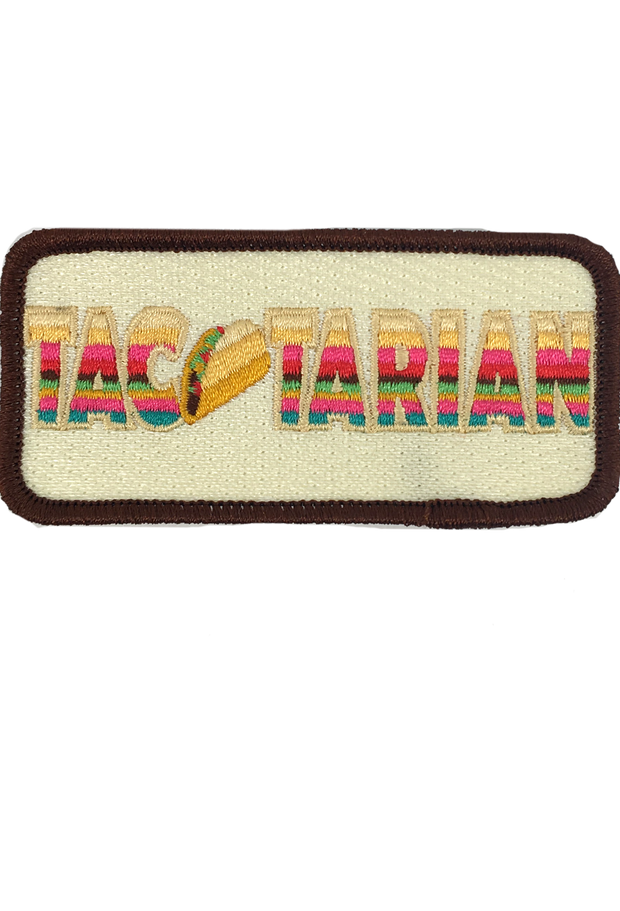 TACO-TARIAN PATCH