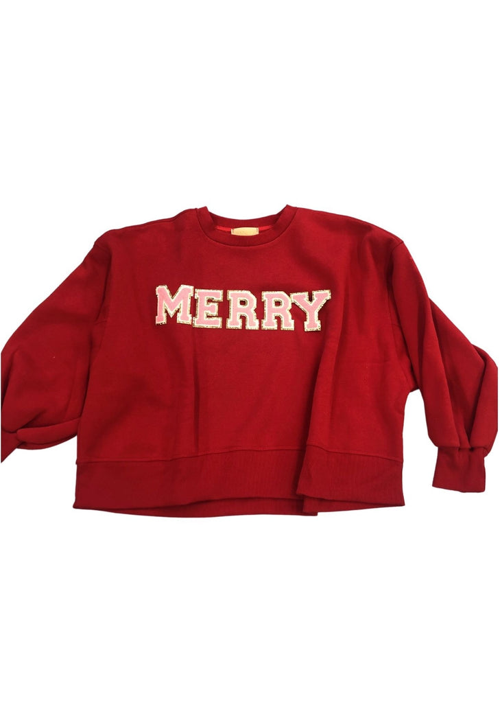 MERRY PULLOVER