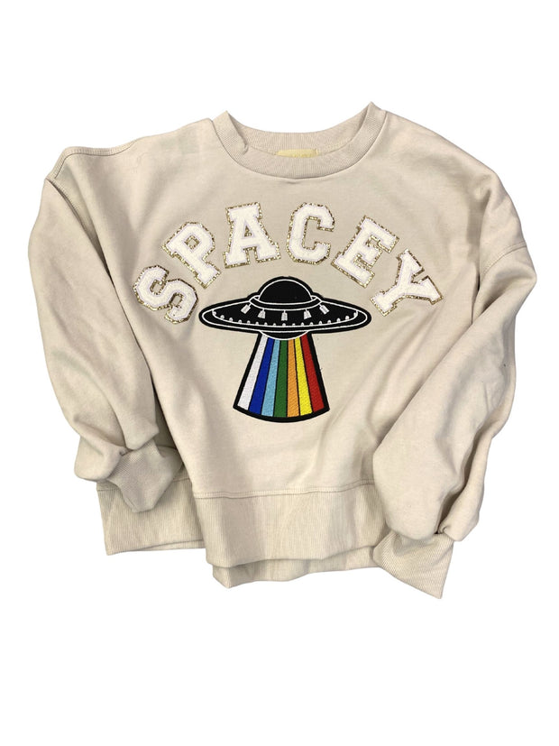 SPACEY PULLOVER
