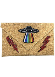 OUT OF THIS WORLD CLUTCH